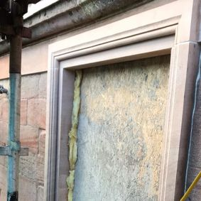 Window repairs that our team have worked on